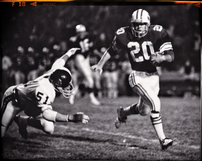 1973 Gil vs Oregon State