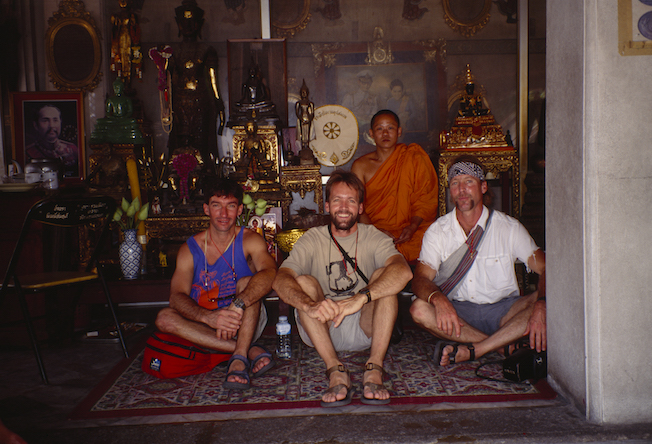 107a 1994 Gil Troy Ethan in Thai Temple