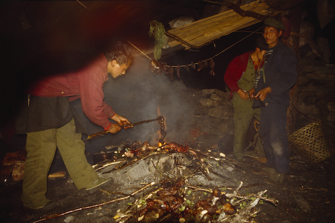 95 B 3 131b 1995 Porters Cooking Bear Meat