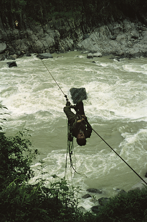 55 34 1994 TG Cable Crossing Po Tsangpo